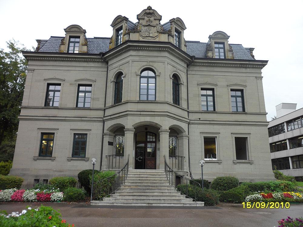 Sanierung Kulturdenkmal Rathaus Gaildorf