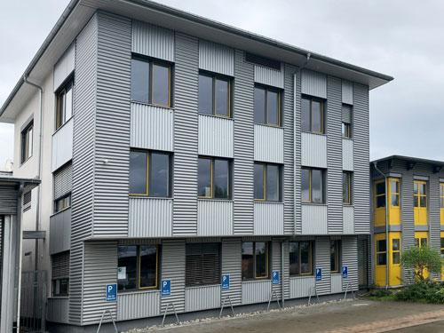 Gewerbegebäude OBD Precision GmbH