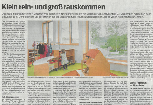Pressemeldung September 2019