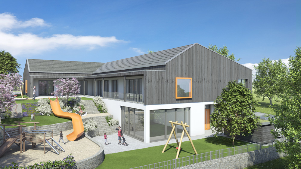 In Planung: Kindergarten Hollenbach