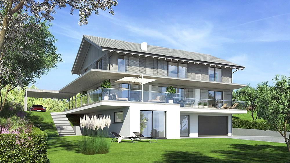 Wohnhaus Familie M. (II)